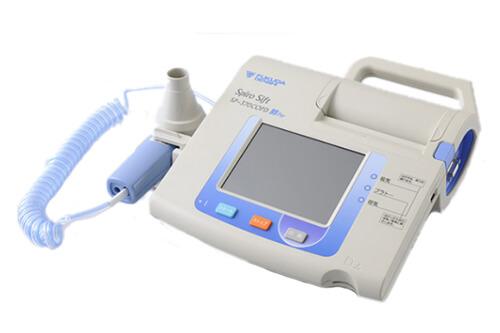 聴力検査器・肺機能検査器